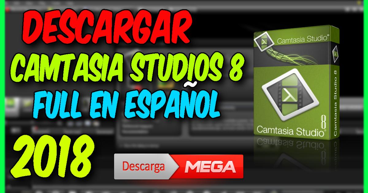camtasia studio 8 full mega español