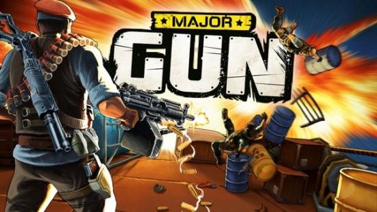 Major GUN FPS endless shooter v3.7.5 Apk Mod [Dinero]