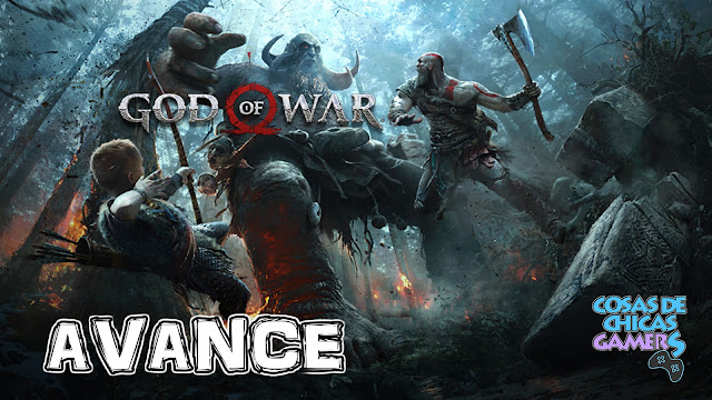 Avance God of War PS4