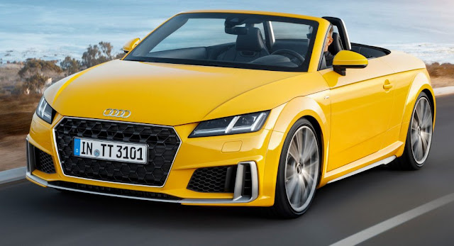 Audi, Audi TT, Galleries, New Cars, Paris Auto Show, Prices