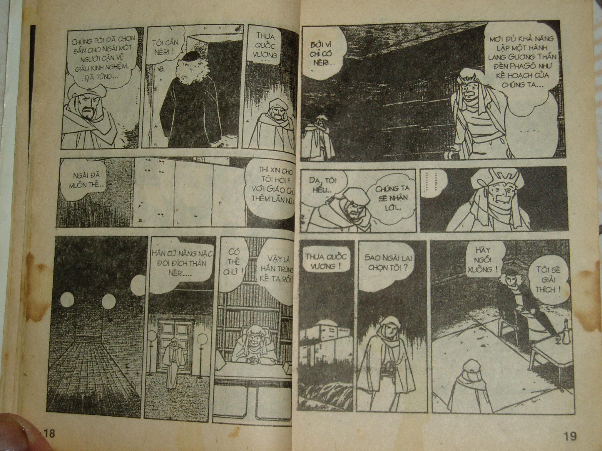 Siêu nhân Locke vol 17 trang 8