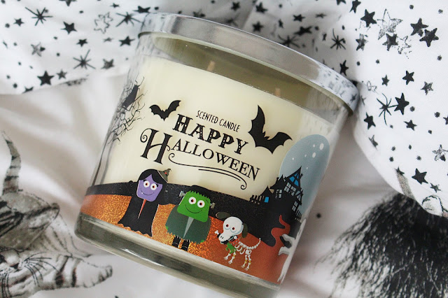 B&M Cheap Halloween Scented Candles