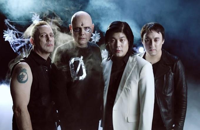 Seguimos escuchando parte del próximo álbum de The Smashing Pumpkins.