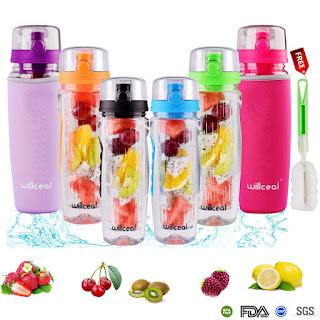 Water Bottle Infusers