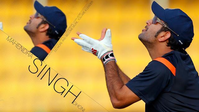 Mahendra Singh Dhoni HD Wallpapers
