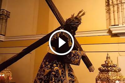 Nuestro Padre Jesus del Gran Poder es el Señor de Sevilla y recorre las calles de la capital hispalense cada Madrugada de Viernes Santo para hacer estacion de penitencia en la catedral de sevilla y recorrer el casco historico de sevilla en silencio