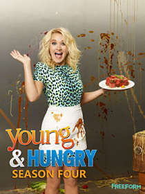 serie Young and Hungry temporada 4