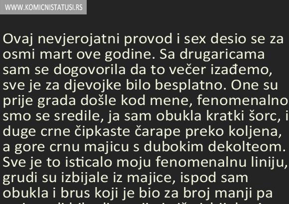 Crne djevojke seks besplatno