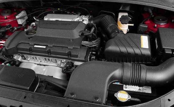 2018 Kia Sportage Engine