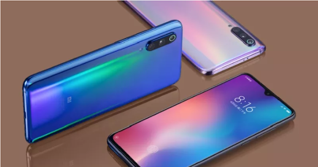 smartphone baru Xiaomi Mi 9