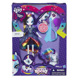 My Little Pony Equestria Girls Rainbow Rocks Doll & Pony Set Rarity Doll