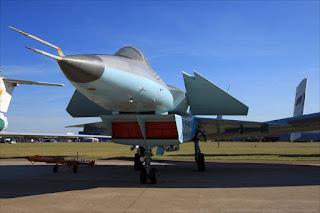Mikoyan MiG 1.44 MFI 'Flatpack'