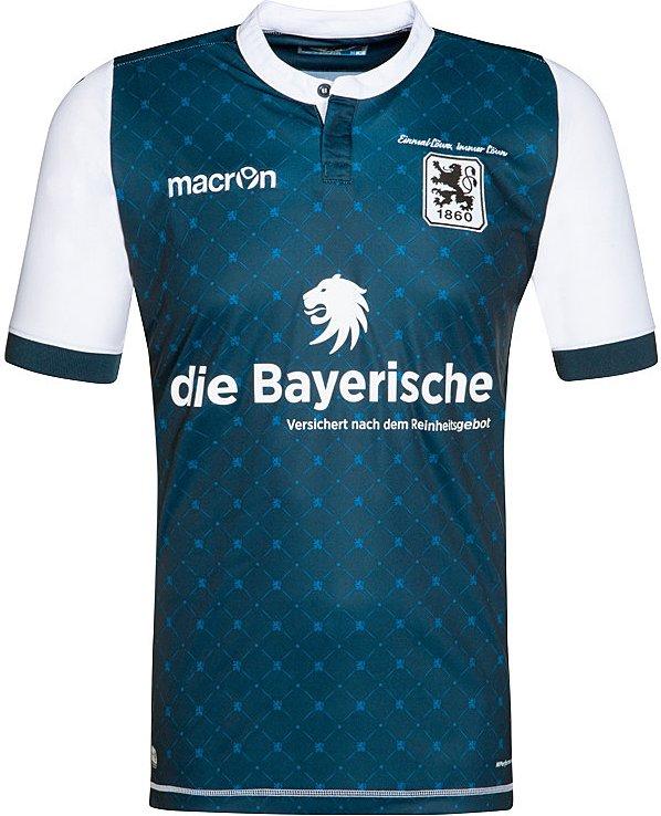 Macron divulga camisa para a Oktoberfest do 1860 München - Show de ... 6415443d5cdd4