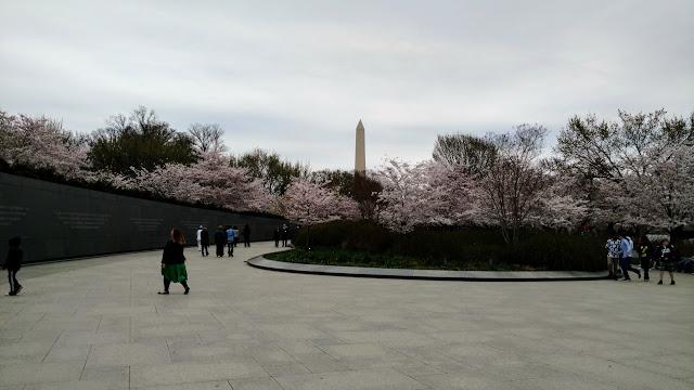 Меморіал Мартіну Лютеру Кінгу. Місто Вашингтон. (Martin Luther King, Jr. Memorial, Washington, D.C)