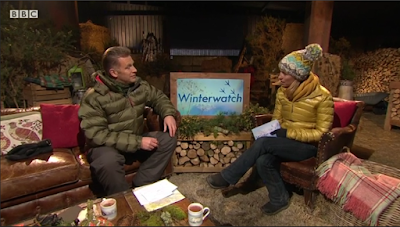 BBC Winterwatch with Purbeck Artisan Yard Props