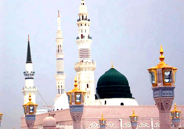 Masjid nabawi saksi kisah Nabi Muhammad SAW di Madinah
