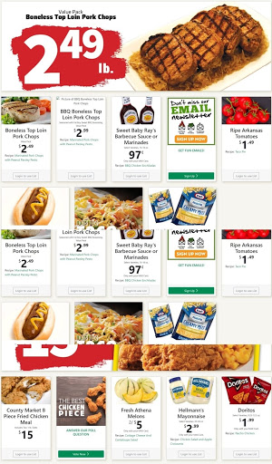 County Market Ad Preview July 10 - July 16, 2019
