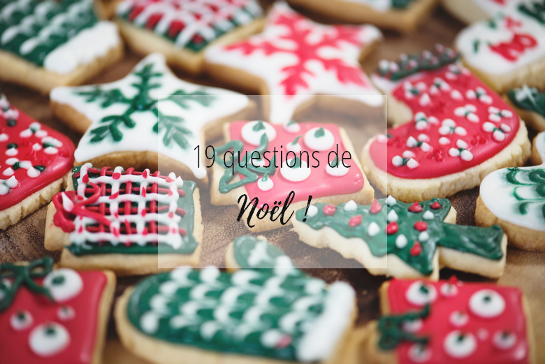 19 questions sur Noel