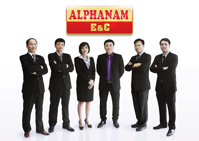 Tập đoàn Alphanam Group