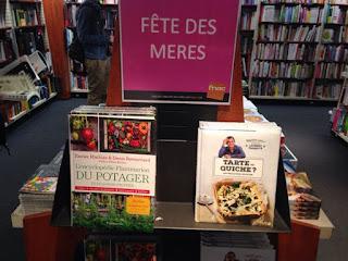livre de jardinage livre de cuisine FNAC