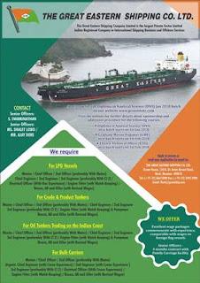 Urgent Job Oil Tanker Ship