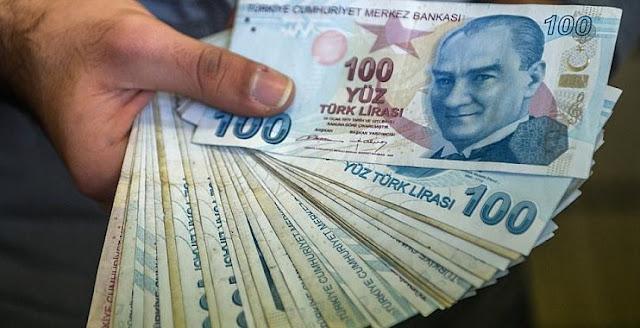 اخر تحديث لسعر صرف الليرة التركية اليوم الاثنين 15 يناير 2018