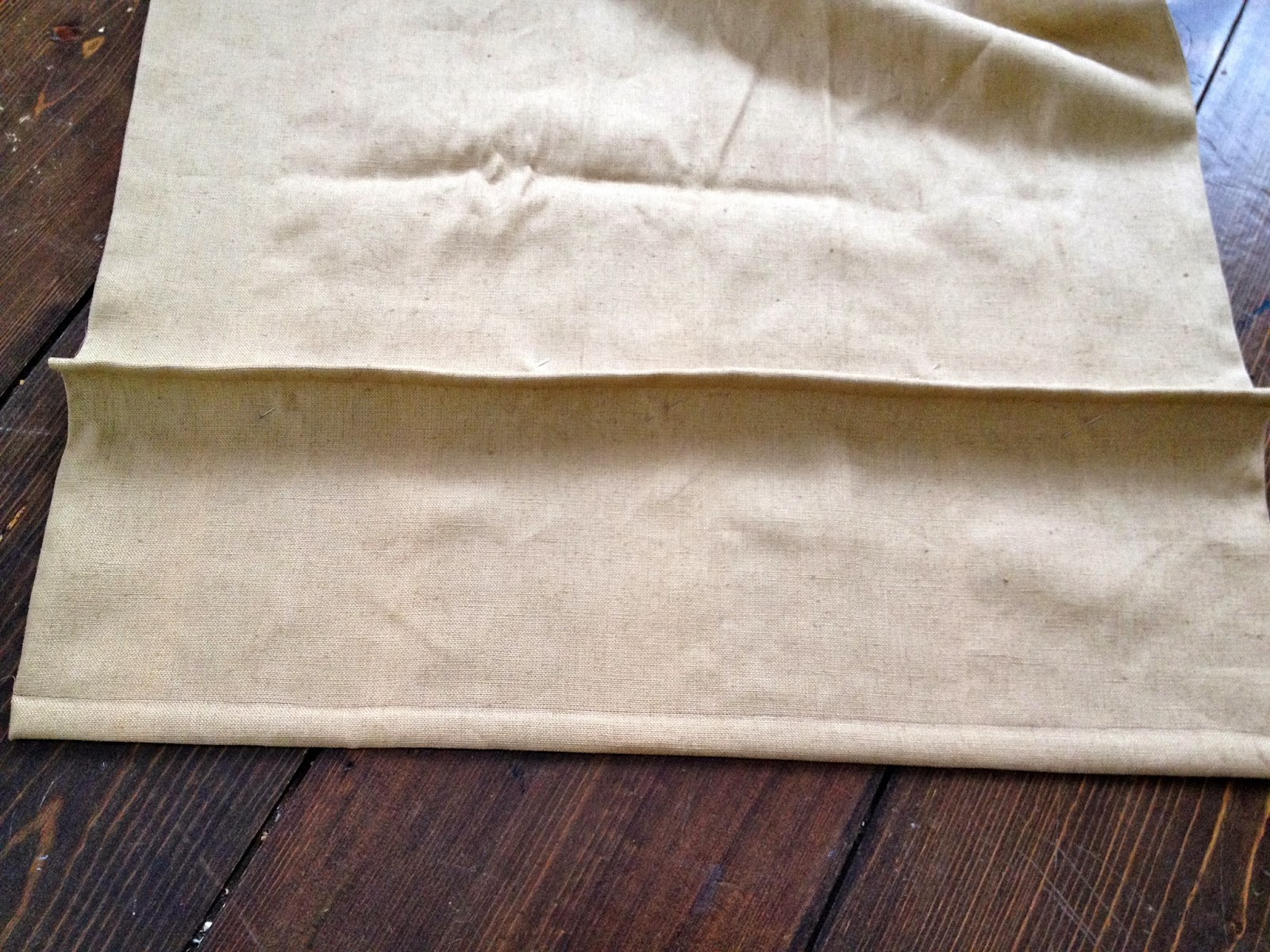 sew slot for dowel