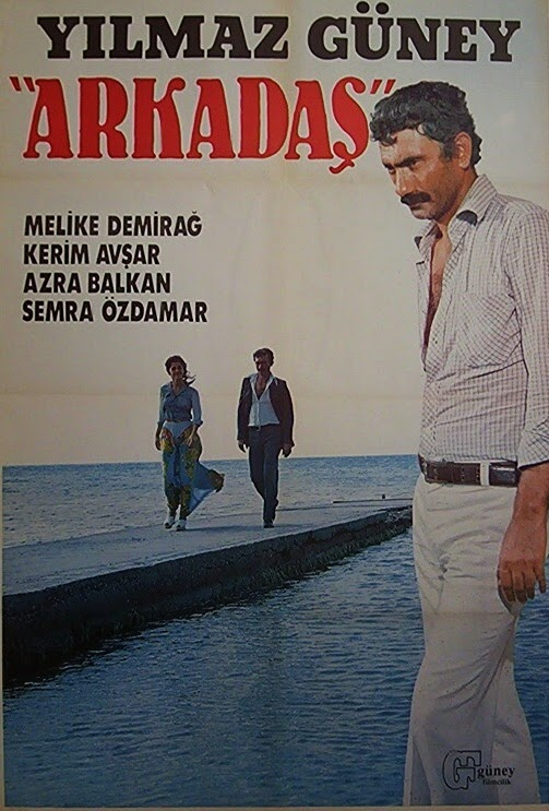 friend, yılmaz güney, melike demirağ, türk filmi, turkish movie, kerim avşar