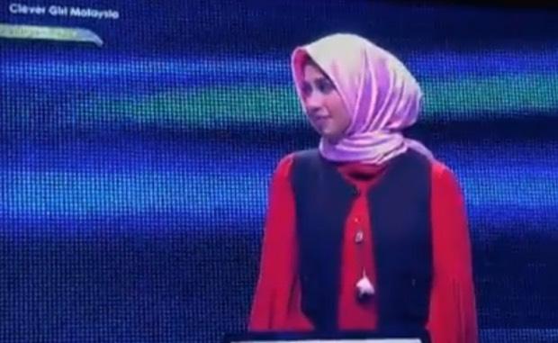 Peserta Clever Girl Beri Penjelasan Isu Kantoi Soalan Bocor