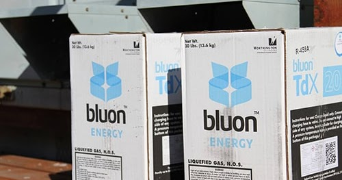 Bluon Energy: All About TdX 20 And Bluon Energy