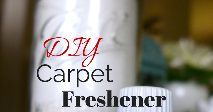 simple diy carpet freshener and deodorizer with essential oils overthrow martha