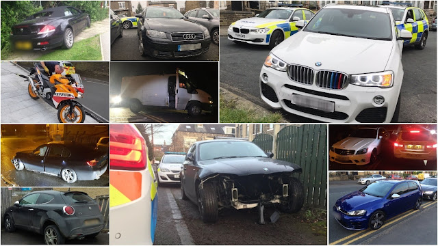More than 4,000 vehicles stolen across Bradford in past two years