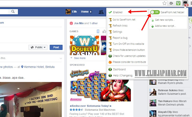 Tutorial Download Video Di Facebook Paling Mudah