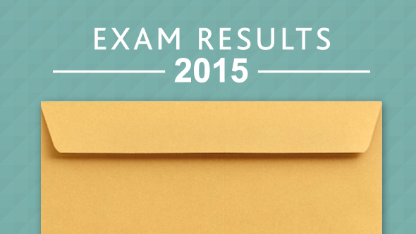 Exam Results 2015