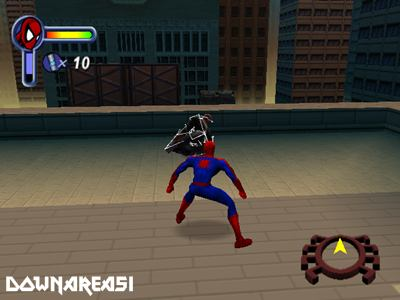 Spiderman Dreamcast ISO - Download Game PS1 PSP Roms Isos