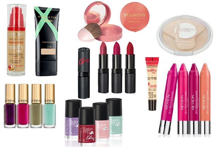 Kosmetyki, które warto kupić na promocji w Rossmannie