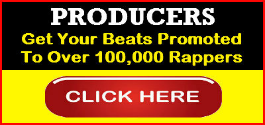 PRODUCERS PROMOTE TO 100,000 RAPPERS