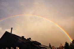 Regenbogen...