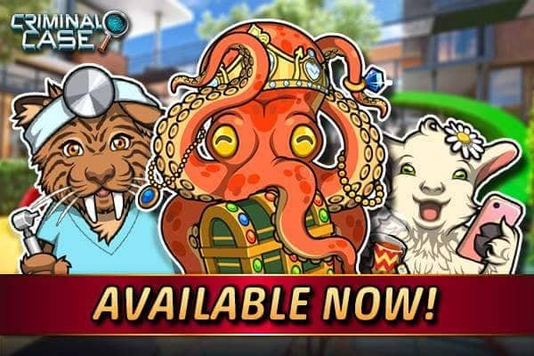 Criminal Case The Conspiracy New Pet Shop Is Aviable Now
