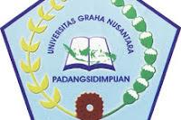 Pendaftaran Mahasiswa Baru Universitas Graha Nusantara Padang Sidimpuan 2021-2022