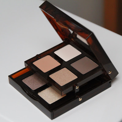 bobbi brown tortoiseshell eye palette sand test avis essai blog id=