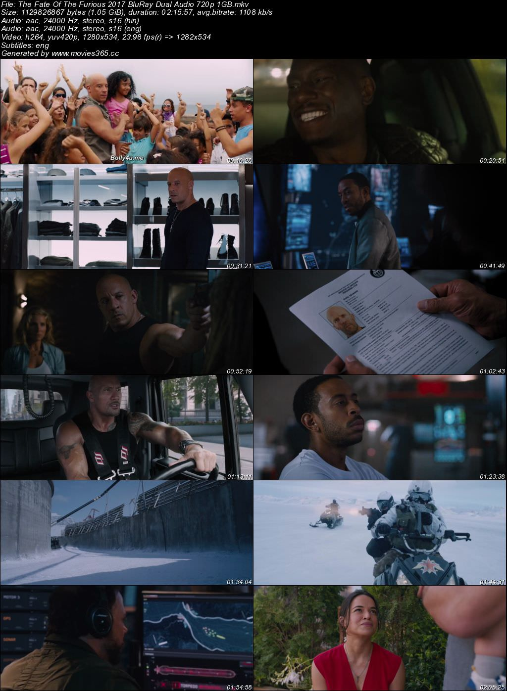 the fate of the furious 2017 hd bluray 1080p/720p/480p (dual-audio)