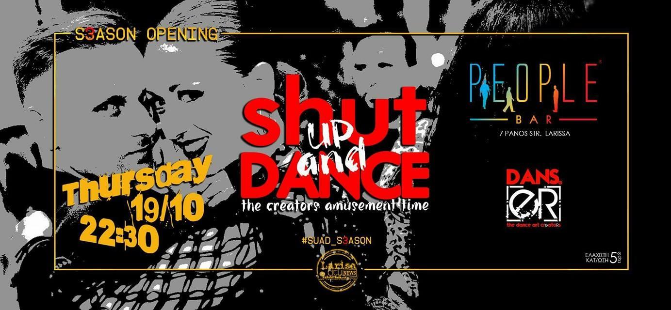Το Shut up and Dance επιστρέφει για 3η σεζόν ανανεωμένο !