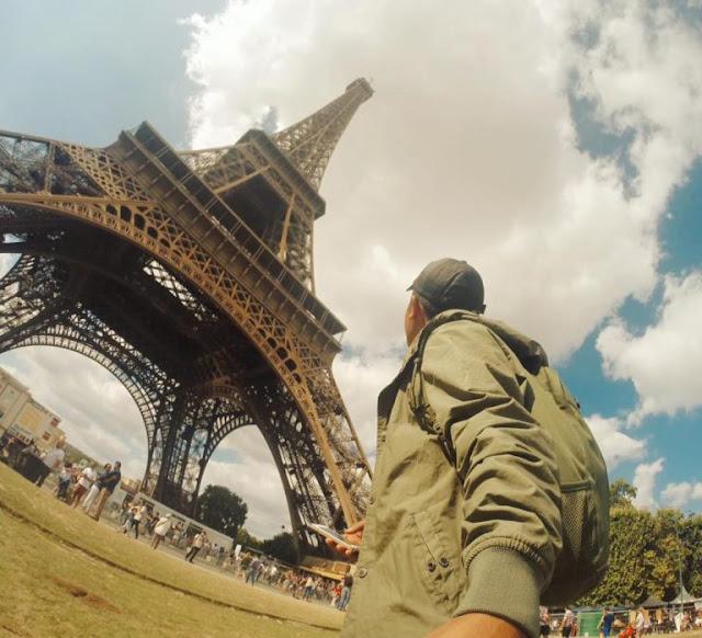 Kotakan Impian Travel Solo Rentas 11 Bandar Eropah, Pemuda 19 Tahun Ini Buktikan Impian Bukan Dongeng Semata-Mata