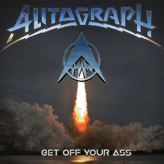"Autograph - ""Get Off Your Ass"" (video) from the s/t album"