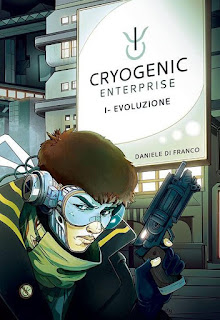 Copertina libro Cryogenic Enterprise