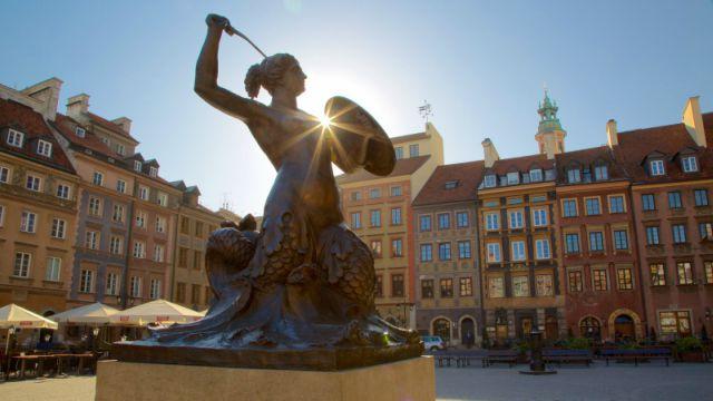 varsavia-piazza-del-mercato-sirena-poracci-in-viaggio
