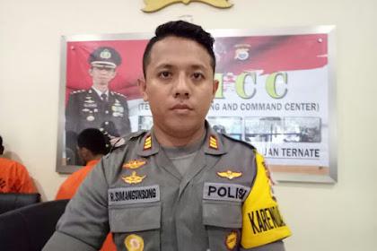 Didemo Anggotanya terkait Honor Pemilu, Kabag Ops Polres Halmahera Selatan Dicopot