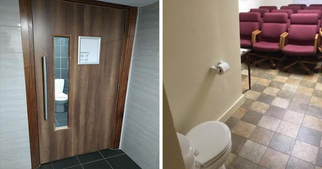 Hilarious Bathroom Design Fails toilet
