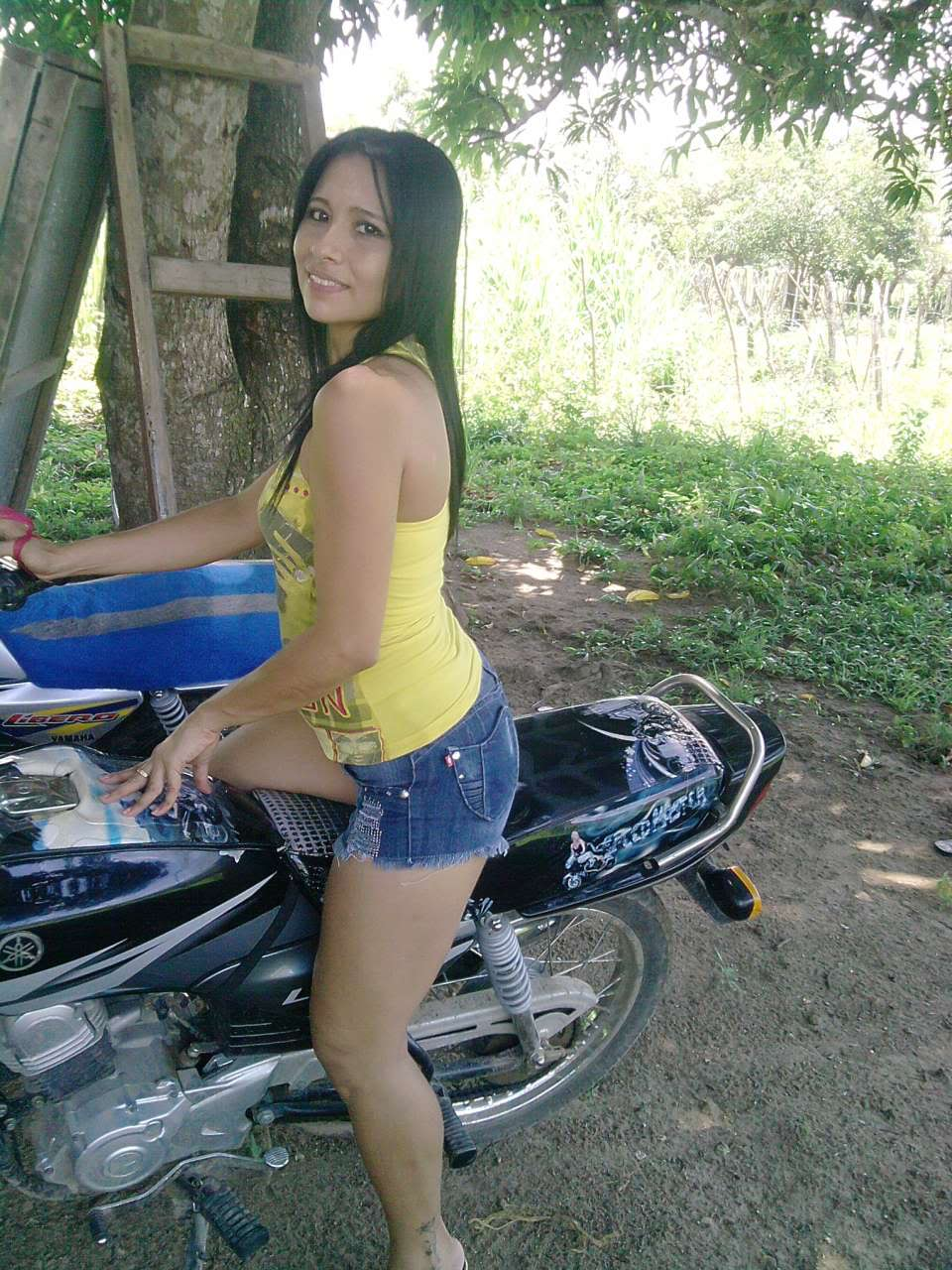 Chica colombiana